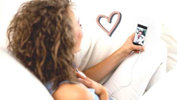 Amor por internet